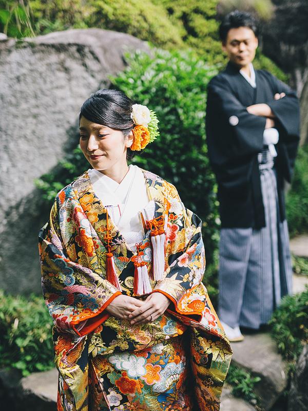 SURP TOKYO フォトウェディング目白庭園