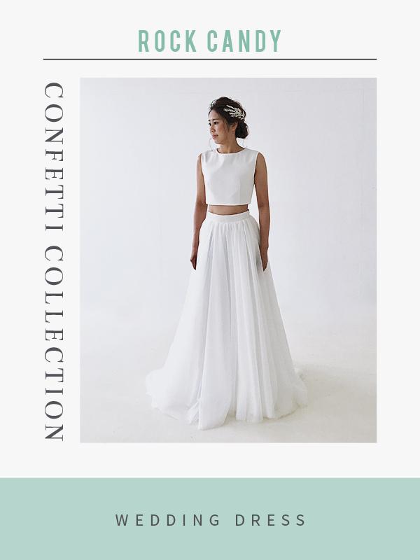 人気のツーピース・セパレートドレス