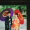 実例|肥後細川庭園 前撮り KAZUNORI & ANRI WEDDING