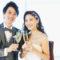 ホテル結婚式のスナップ写真 実例|神戸メリケンパークオリエンタルとヒルトン東京の2組様